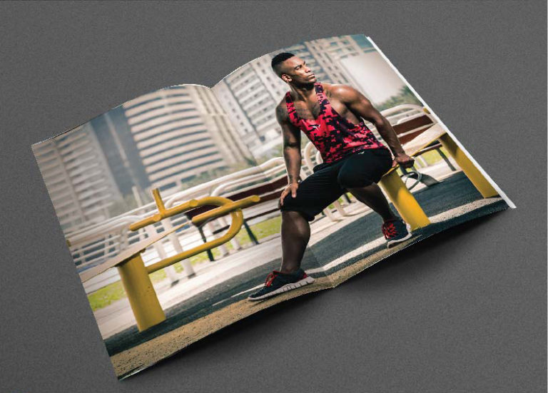 Brochure Design Company in Kolkata - fashion brochure -1a