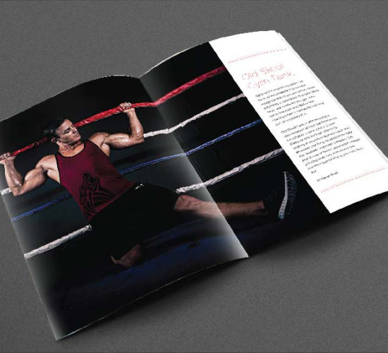 Brochure Design Company in Kolkata - fashion brochure -1b