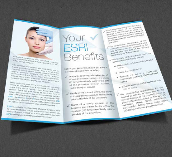 Brochure Design Company in Kolkata - tri-fold brochure design-1
