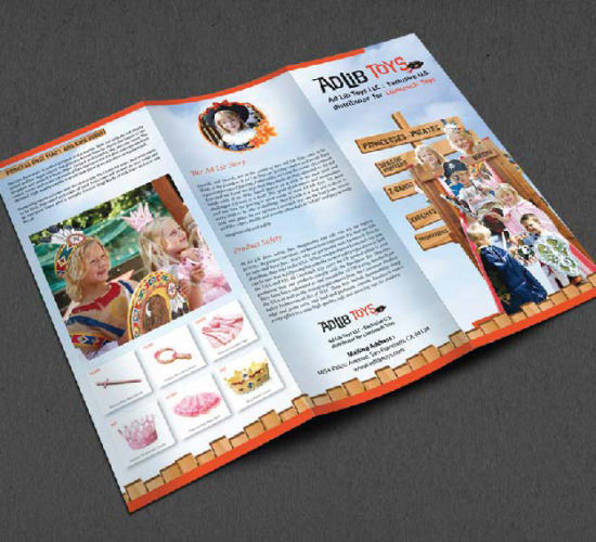 Brochure Design Company in Kolkata - flyer design-1