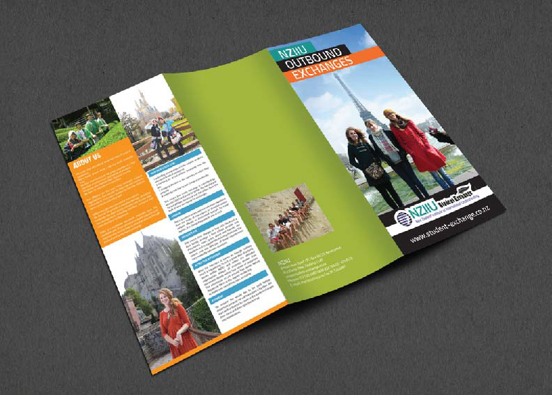 Brochure Design Company in Kolkata -- leaflet design -1