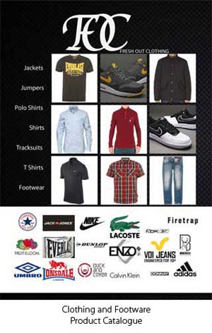Garments Catalog