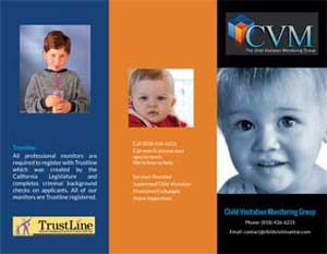 Child Care Tri-fold Brochure