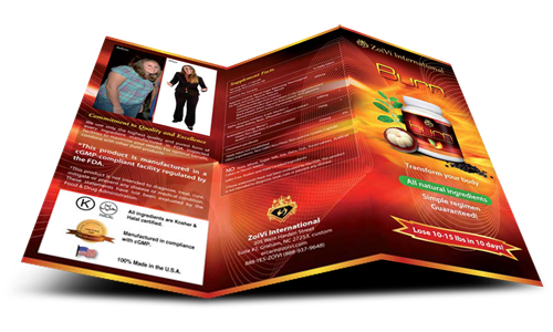 Brochure Design Company in USA - 4
