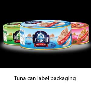 Tuna Can Packaging