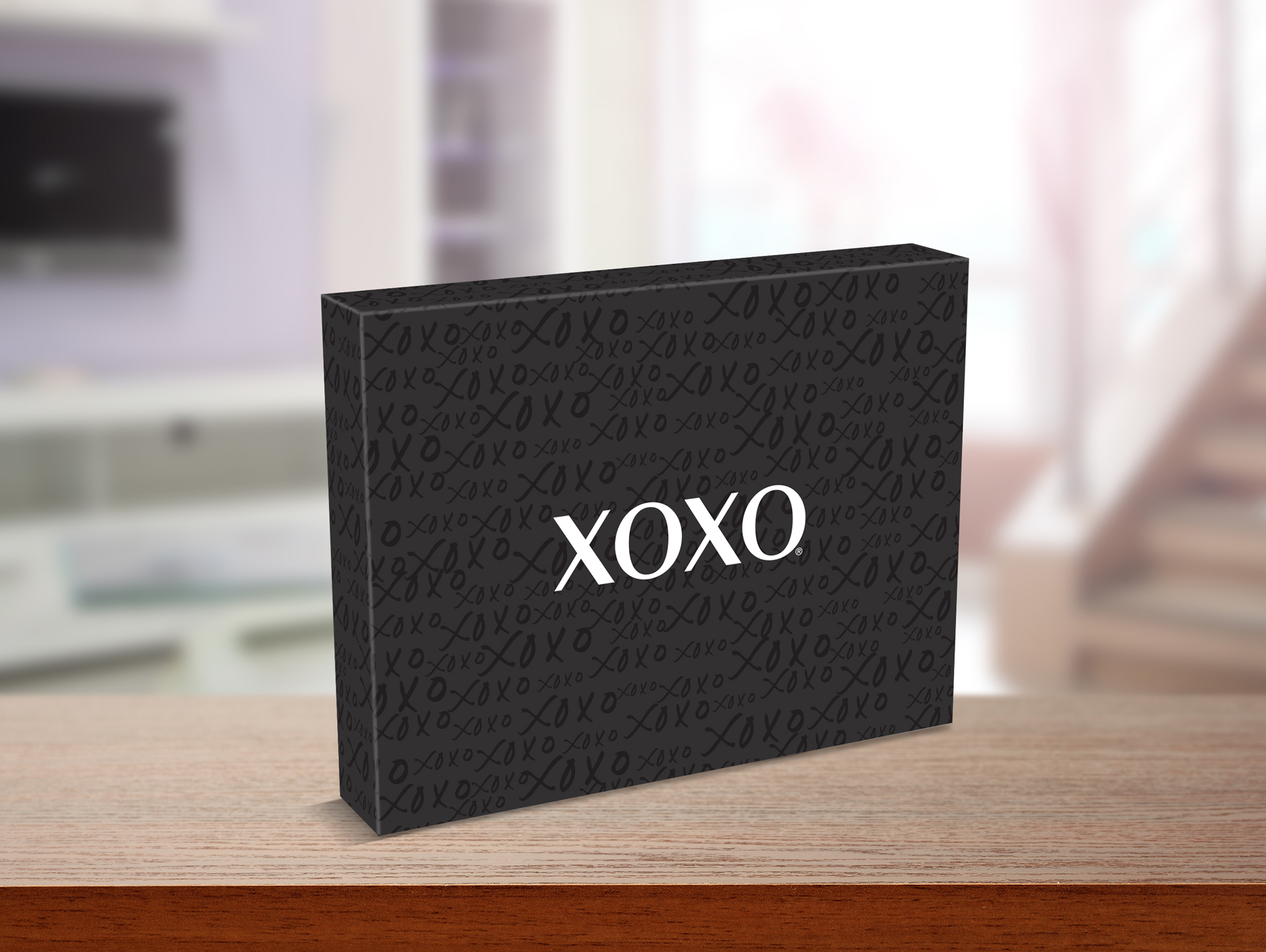 Lather wallet packaging